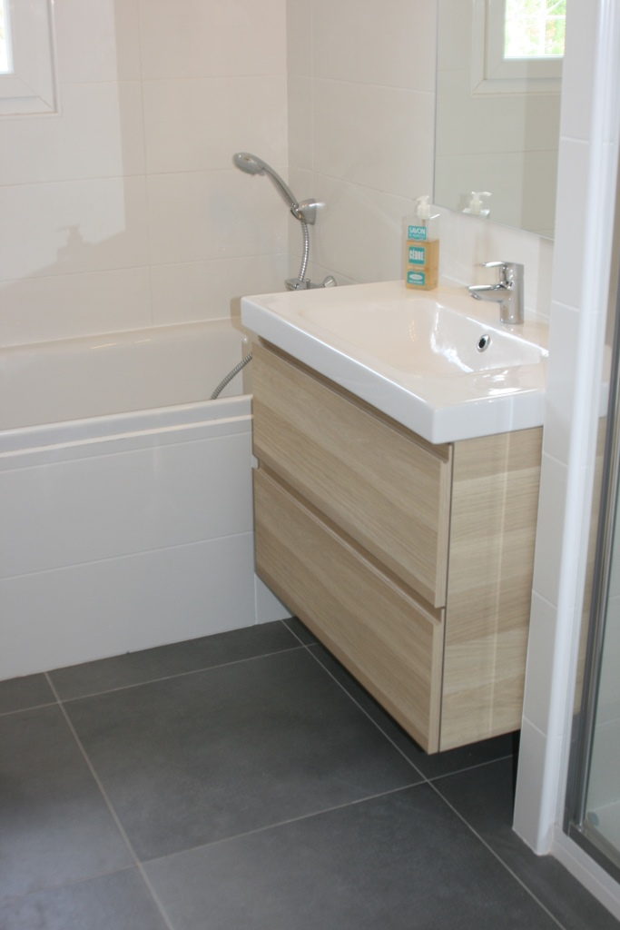 Atelier 21 r novation salle de bain for Salle de bain renovation